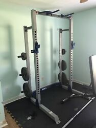 Olympic Weight Set 300 Lb With 7and039 Bar