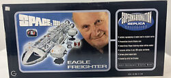 Iconic Replicas Gerry Anderson Supermarionation Space 1999 Eagle Freighter