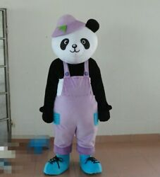 Panda Mascot Costume Suits Cosplay Outfits Carnival Christmas Xmas Easter Adults