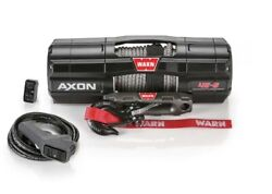 Warn 101140 Axon 45-s Powersport Winch W/ 4,500 Lb Capacity 50 Ft Synthetic Rope