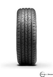 1 New Continental Contiprocontact 255/45r18 99/h Tire 255 45 18