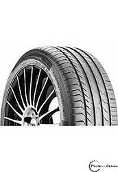 1 New Continental Contisportcontact 5 295/40r22xl 112/y Tire 295 40 22