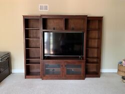 Crate And Barrel Media Center Tv Stand Tv Cabinet
