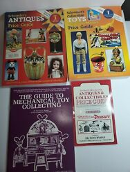 Lot Of 4 Antiques And Collectables Reference Guides