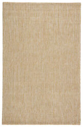 Jaipur Living Jardin Indoor/ Outdoor Solid Ochre/ White Area Rug 5and039x8and039