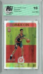 John Collins 2017 Hoops 269 Silver Sp Only 199 Made Rookie Card Pgi 10