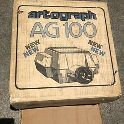 Artograph Super Ag100 Art Projector Super Lens 225-070 Looks New Tested Work