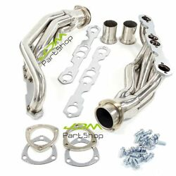 Stainless Exhaust Manifold For Chevy Gmc C1500 C2500 C3500 K1500 5.0 5.7l V8