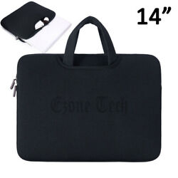 14 Inch Laptop Bag Case Sleeve with Handle For HP Lenovo Asus Macbook $12.95