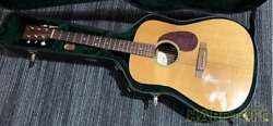 Martinandco D-16gt Dreadnought Type Acoustic Guitar With Hard Case From Japan F/s