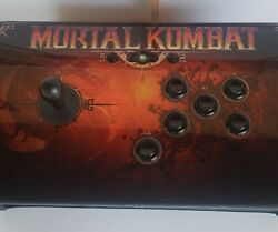 Mortal Kombat Tournament Edition Pdp Arcade Fight Stick Controller For Xbox 360