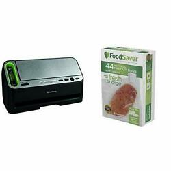 V4440 2-in-1 Automatic Vacuum Sealing System And This Bundle Includes A
