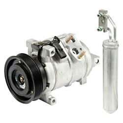 For Chrysler 300 And Dodge Magnum Charger Oem Ac Compressor W/ A/c Drier