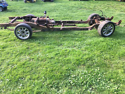 1992 S10 Extended Cab Rolling Chassis Rat Rod Street Rod Se Pennsylvania