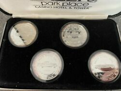 Ballyand039s Park Place Casino Hotel And Tower Limited Collectors Classic Car Coin Set