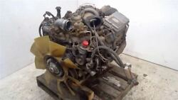 Engine 6.0l Vin P 8th Digit Diesel From 09/23/03 Fits 04 Excursion 698746