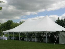 Waterproof Commercial Marquee Wedding Event Patio Party Double Star Stretch Tent