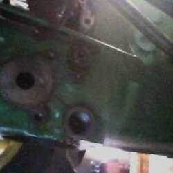Used Transmission Case Late Compatible With John Deere 5400 5200 5420 5310