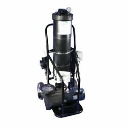 1.5 Hp In Ground Pool Pump Portable Vacuum System
