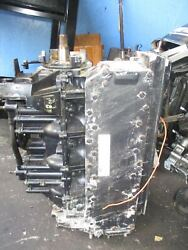 Force 125hp Outboard Crankcase Powerhead