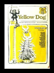 Yellow Dog, Vol Ii, No. 2 Issues 9-10, 1st Print, 1969, Double Issue, Undergroun