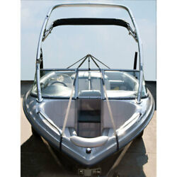 Boat Cover Support System Fits Up To 28and039 Pontoon Boats Adjustable Strap