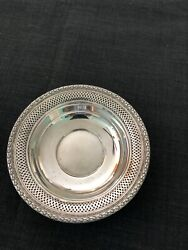 M Fred Hirsch Sterling Silver Candy Dish 84 Grams