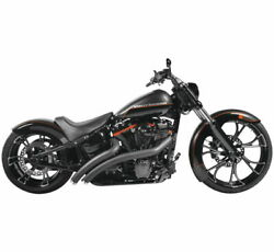 Freedom Performance Radical Radius Crossover With Star Tips For V-twin Hd01192