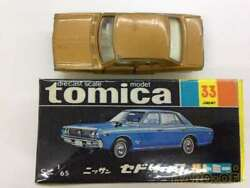 Tomy Tomica Cedric Made In Hong Kong