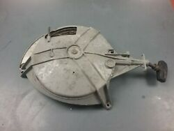 Recoil Starter From A 1957 35 Hp Evinrude Outboard Motor, Model 25532