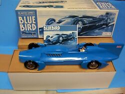 Schylling Bluebird Sir Malcolm Campbelland039s Official 1933 World Record Speed Car H