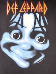 Def Leppard 1992 Giant Tshirt I Suppose A Rockandrsquos Outta The Question Concert Tour