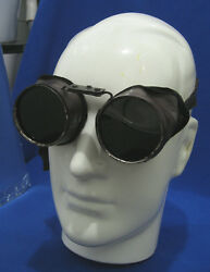 Unknown Wwii Pilot Airforce Mountain Troops Goggles Maybe German