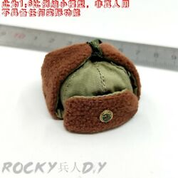 Winter Hat For Minitimes Toys M023 Border Guard The Sino-indian War 1962 1/6th
