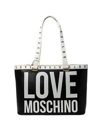 Woman Love Moschino Contorno Stampa Logo Jc4180pp1d