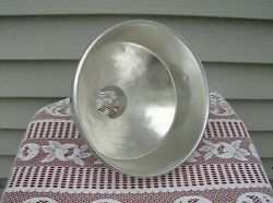 Vintage Metal Garden Way Squeezo Replacement Hopper Funnel Bowl For Juicer