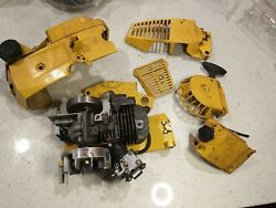 Mcculloch Pro Mac 310 Chainsaw Engine And Frame Plus Other Parts