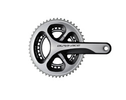 Shimano Dura-ace 7900 10 Speed Double Chainset 39/53t Fc-7900