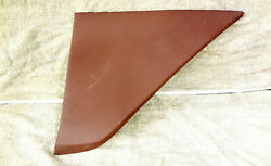 1957 1958 Ford Front Fender Lower Rear Rust Repair Section Patch Panel Usa Made