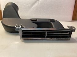 67 Chevelle El Camino Center Ac Dash Vent Assembly Used Oem