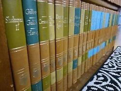 Britannica Great Books Of The Western World Complete Set 54 Volumes 1952