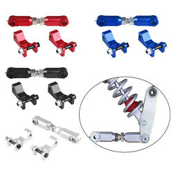 Front And Rear Lowering Kit For Yamaha Raptor 350 Yfm350 Premium Easy Install