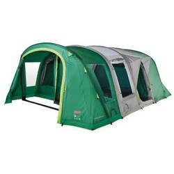 New Colemanandreg Valdes 6xl Deluxe Air Tent - 6 Person Inflatable Tent Blackout