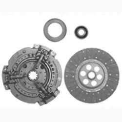 Remanufactured Clutch Kit Compatible With Massey Ferguson 135 150 230 20