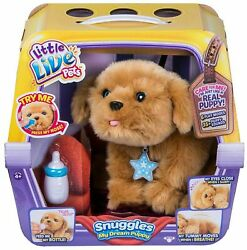 Little Live Pets Snuggles My Dream Interactive Puppy Baby Shower Gender Reveal