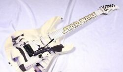 Fernandes Sw-85st Star Wars Stormtrooper Imperial Army Mark White Used