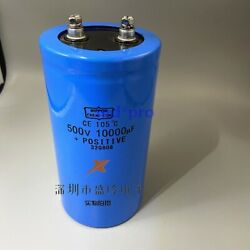 For Nippon 500v 10000uf Electrolytic Capacitor