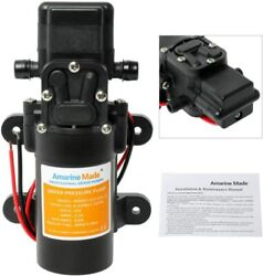 Oil Change Scavenge Pump 12v 60w Extractor Electric For Car Marine Boat Truck