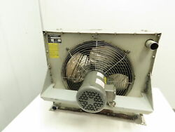 American Industrial Ac-25-3 Air Cooled Heat Exchanger 1/6 Hp 230/460v 3ph