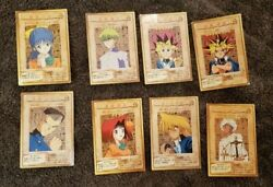 Bandai Yugioh Cards Extremely Rare N/m - Before Lob, Dds, Sdk, Mfc, Mrl